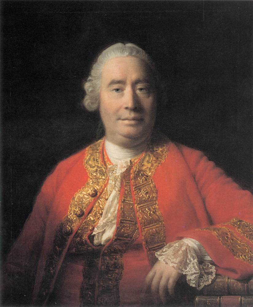 David Hume 1766. PD Art