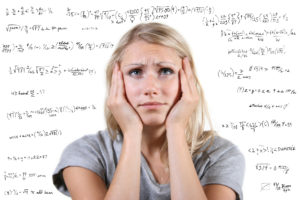 James Falk-Woman math