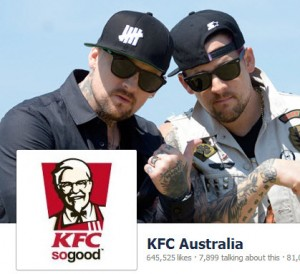Madden Bros and KFC