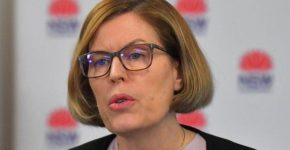 NSW CMO spin doctor Kerry Chant
